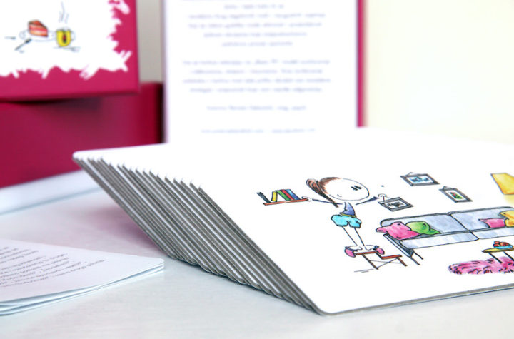 Set kartica ''Preživjeti prekid''